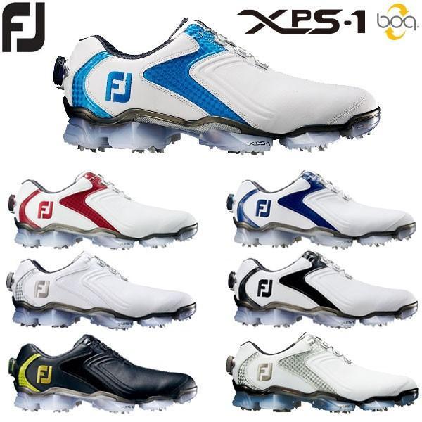 フットジョイ ゴルフシューズ メンズ XPS-1 Boa エックスピーエスワン ボア 2016 FOOTJOY|g-zone
