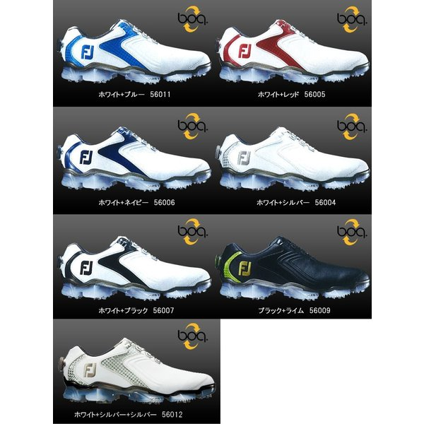 フットジョイ ゴルフシューズ メンズ XPS-1 Boa エックスピーエスワン ボア 2016 FOOTJOY|g-zone|06