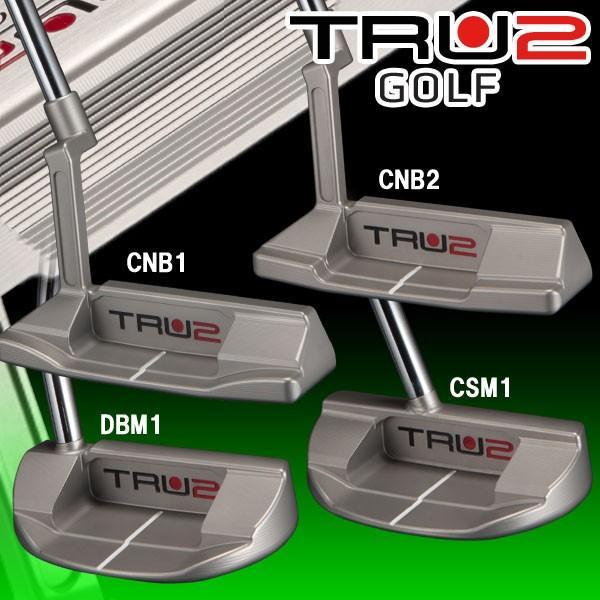 新技術をもった新しいゴルフブランド「TRU2 GOLF」