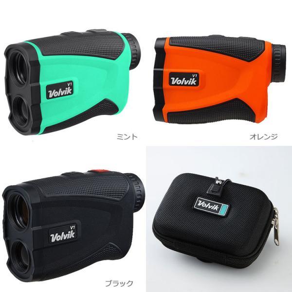 ボルビック レンジ ファインダー V1 Volvik Range Finder ヴォルビック 携帯型レーザー距離計|g-zone|04