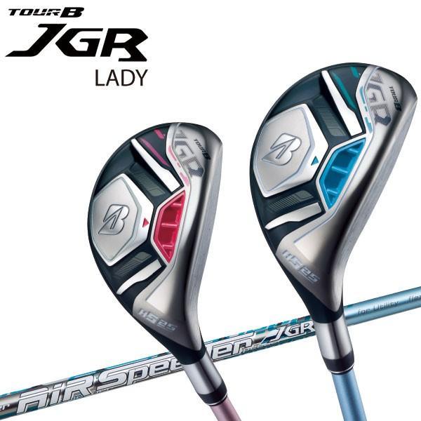 【期間限定】 ブリヂストン ゴルフ 2019モデル TOUR B JGR LADY HY ユーティリティ レディース|g-zone