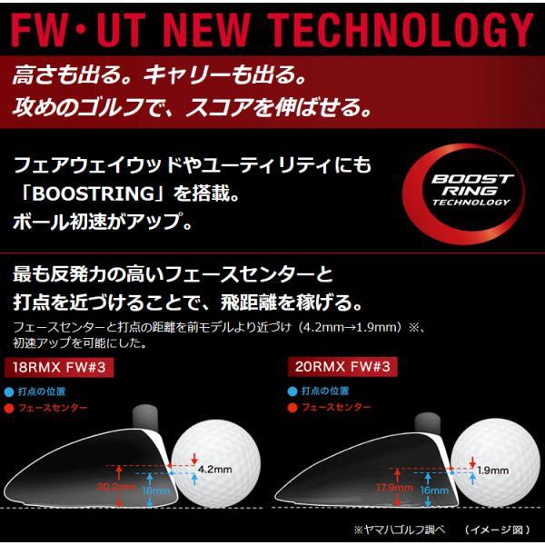 【期間限定】 ヤマハ RMX UT ユーティリティ オリジナル TMX-420U カーボン 2019モデル 日本仕様 g-zone 03