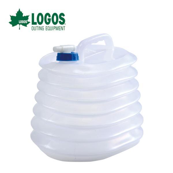 LOGOS ロゴス 抗菌ジグザグウォータータンク 8L 81448001 p-up spyg