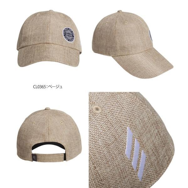 アディダス ゴルフ レディース ADICROSS ヘザークーリングキャップ XA167 帽子 2019年春夏|g-zone|03