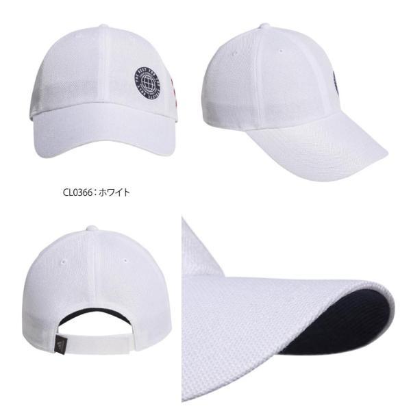 アディダス ゴルフ レディース ADICROSS ヘザークーリングキャップ XA167 帽子 2019年春夏|g-zone|04
