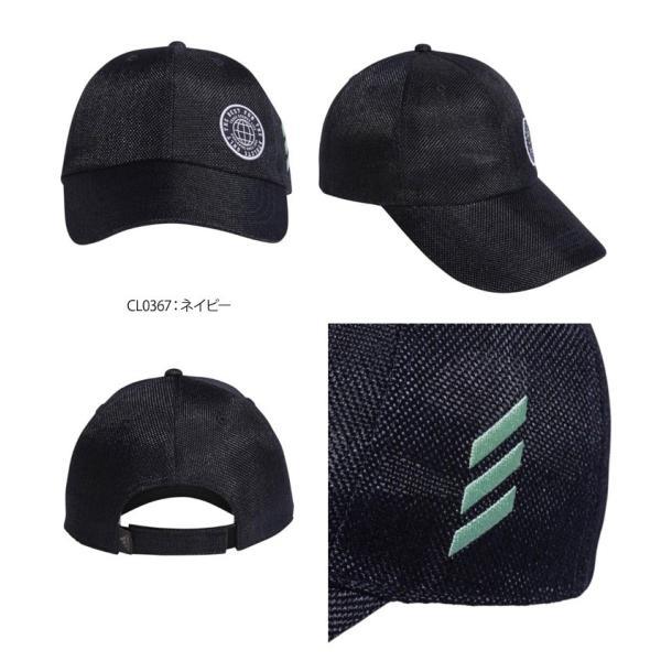 アディダス ゴルフ レディース ADICROSS ヘザークーリングキャップ XA167 帽子 2019年春夏|g-zone|05