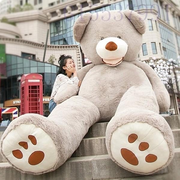 ぬいぐるみ特大くまテディベアアメリカCostCo巨大くまぬいぐるみ熊縫い包み130cm|g1553799t|03
