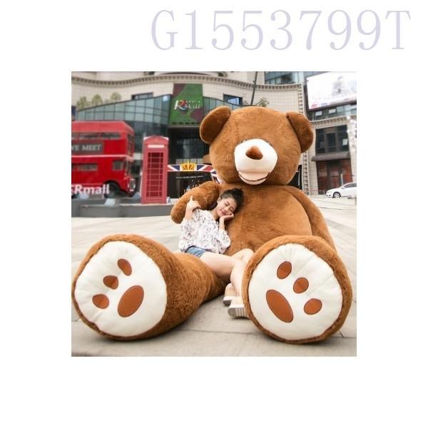 ぬいぐるみ特大くまテディベアアメリカCostCo巨大くまぬいぐるみ熊縫い包み130cm|g1553799t|07