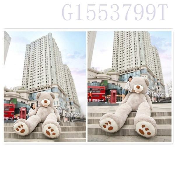 ぬいぐるみ特大くまテディベアアメリカCostCo巨大くまぬいぐるみ熊縫い包み130cm|g1553799t|08