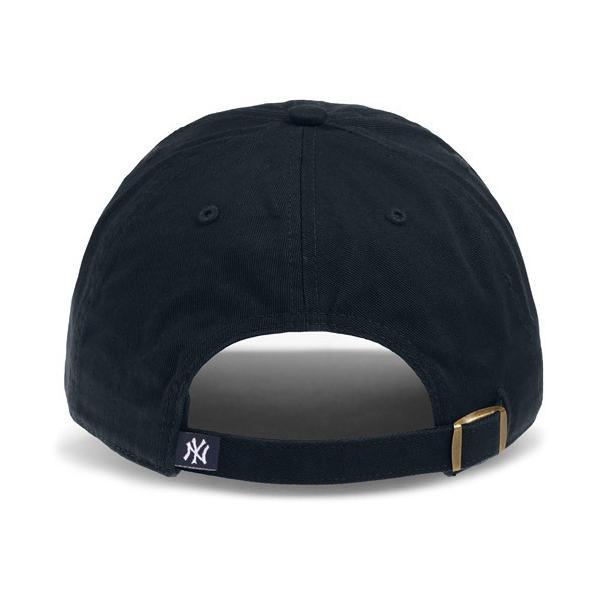 '47 Brand MLB カジュアルキャップ (CLEAN UP CAP/クリーンナップ キャップ) ニューヨーク・ヤンキース|g2sports|02