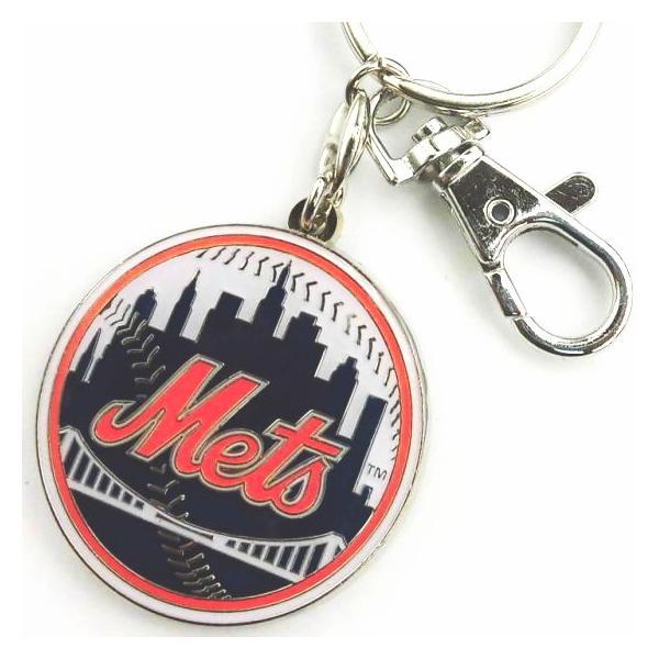 ニューヨーク・メッツ MLB キーホルダー|g2sports|03