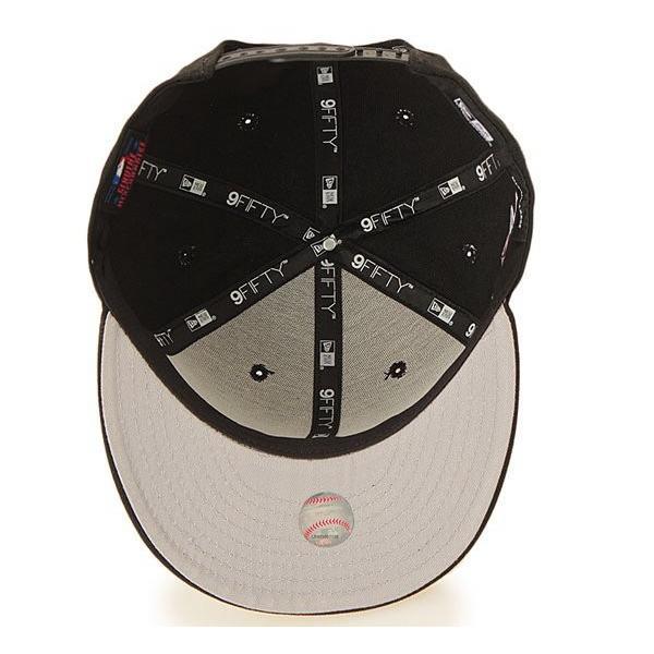 NEW ERA (ニューエラ) MLBスナップバックキャップ (BAYCIK 9FIFTY 950 CAP) マイアミ・マーリンズ|g2sports|05