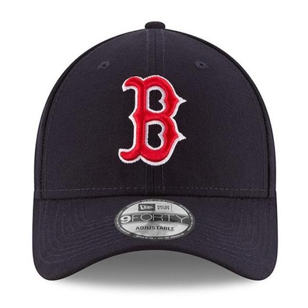 【 アウトレット品 】NEW ERA (ニューエラ) MLBレプリカキャップ (The League 9FORTY 940 MLB Cap) ボストン・レッドソックス|g2sports|02