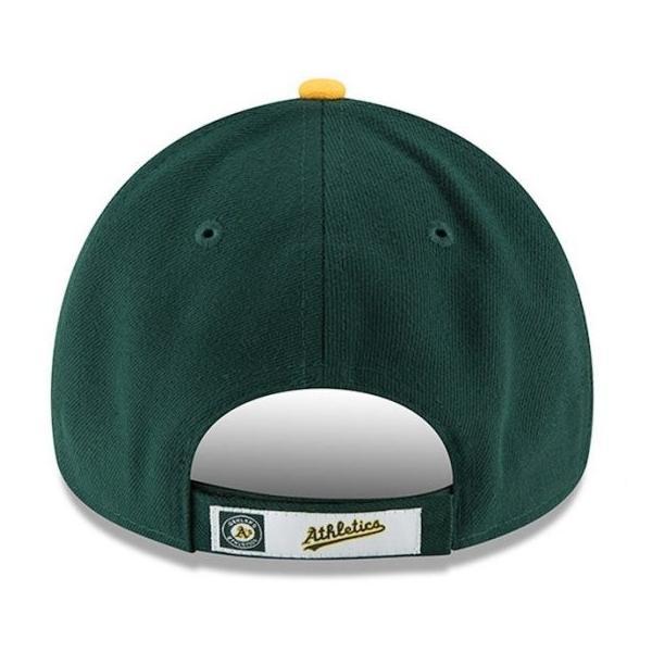 NEW ERA (ニューエラ) MLBレプリカキャップ (The League 9FORTY 940 MLB Cap) オークランド・アスレチックス|g2sports|04