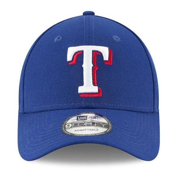 NEW ERA (ニューエラ) MLBレプリカキャップ (The League 9FORTY 940 MLB Cap) テキサス・レンジャーズ g2sports 02