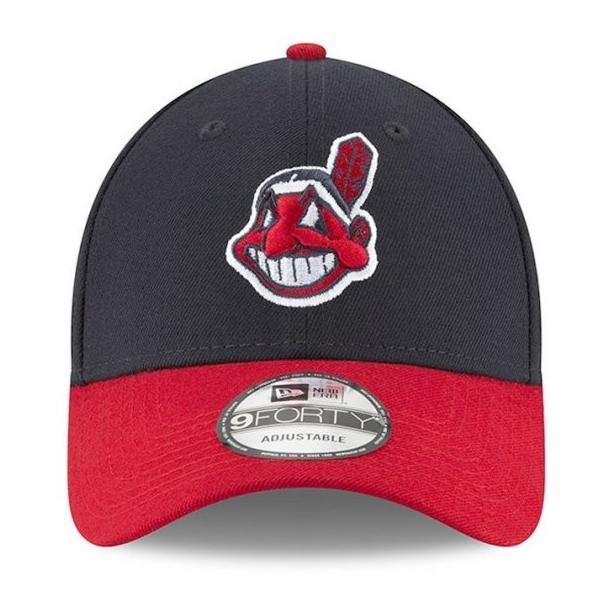 NEW ERA (ニューエラ) MLBレプリカキャップ (The League 9FORTY 940 MLB Cap) クリーブランド・インディアンズ|g2sports|02