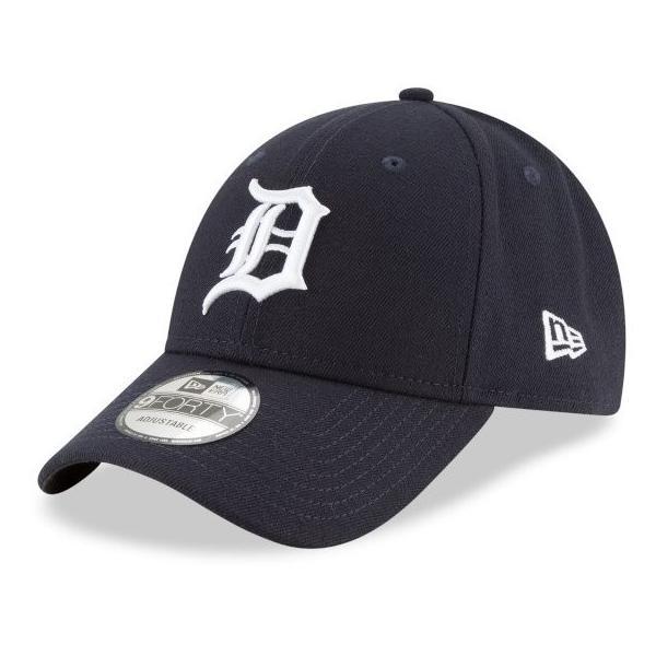 NEW ERA (ニューエラ) MLBレプリカキャップ (The League 9FORTY 940 MLB Cap) デトロイト・タイガース|g2sports