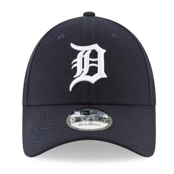 【 アウトレット品 】NEW ERA (ニューエラ) MLBレプリカキャップ (The League 9FORTY 940 MLB Cap) デトロイト・タイガース|g2sports|02