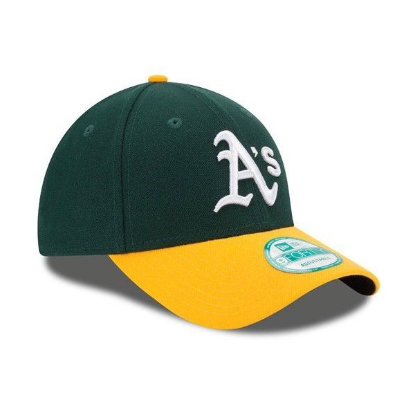 NEW ERA (ニューエラ) 子供用 (キッズ〜ユース用) MLBレプリカキャップ (The League 9FORTY 940 MLB Youth Cap) オークランド・アスレチックス g2sports 03