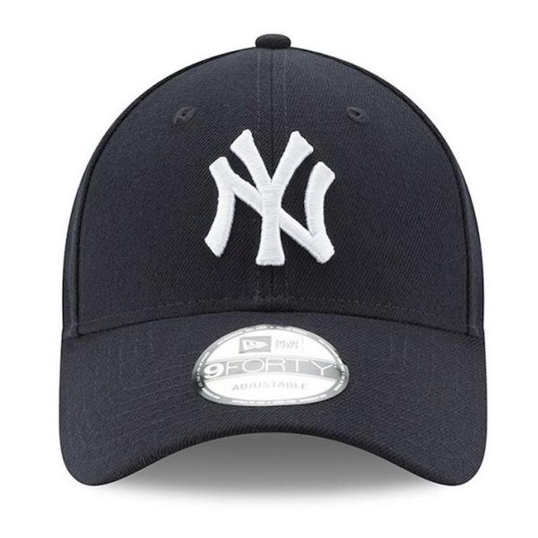 【 アウトレット品 】NEW ERA (ニューエラ) 子供用 (キッズ〜ユース用) MLBレプリカキャップ (The League 9FORTY 940 MLB Youth Cap) ニューヨーク・ヤンキース|g2sports|02
