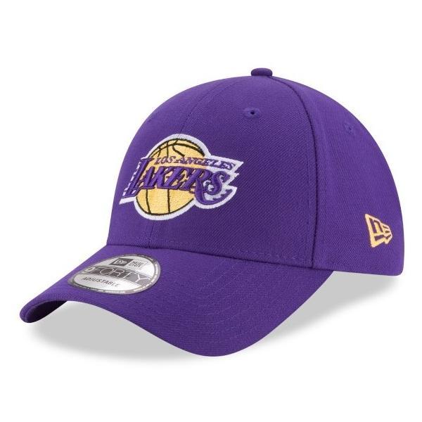 NEW ERA (ニューエラ) NBAキャップ (The League 9FORTY 940 NBA Cap) ロサンゼルス・レイカーズ|g2sports