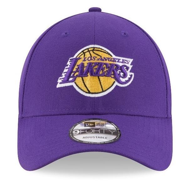 NEW ERA (ニューエラ) NBAキャップ (The League 9FORTY 940 NBA Cap) ロサンゼルス・レイカーズ|g2sports|02