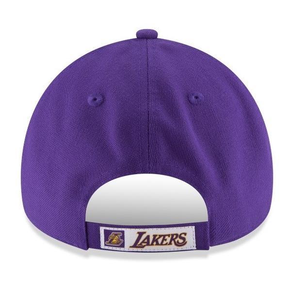 NEW ERA (ニューエラ) NBAキャップ (The League 9FORTY 940 NBA Cap) ロサンゼルス・レイカーズ|g2sports|03