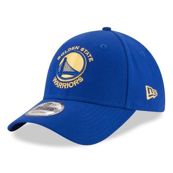 NEW ERA (ニューエラ) NBAキャップ (The League 9FORTY 940 NBA Cap) ゴールデンステート・ウォリアーズ|g2sports