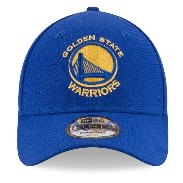 NEW ERA (ニューエラ) NBAキャップ (The League 9FORTY 940 NBA Cap) ゴールデンステート・ウォリアーズ|g2sports|02