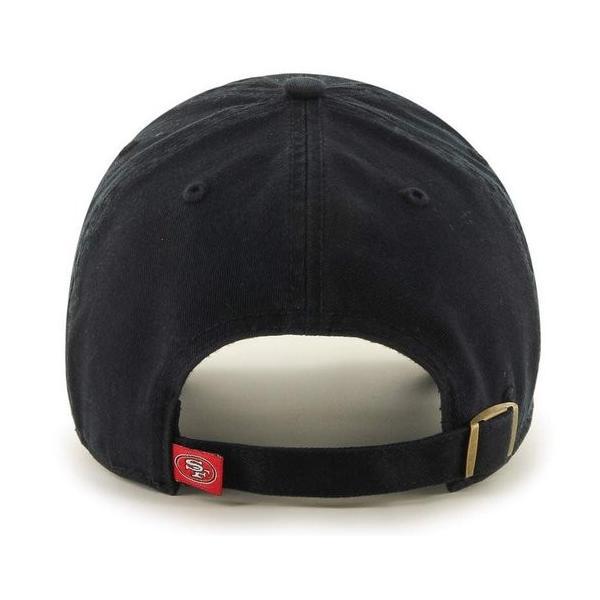 '47 Brand NFL カジュアルキャップ (CLEAN UP CAP/クリーンナップ キャップ) サンフランシスコ・49ers|g2sports|02