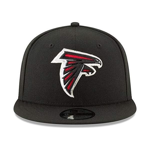 NEW ERA (ニューエラ) NFLフラットバイザー/スナップバックキャップ (9FIFTY 950 CAP) アトランタ・ファルコンズ|g2sports|02