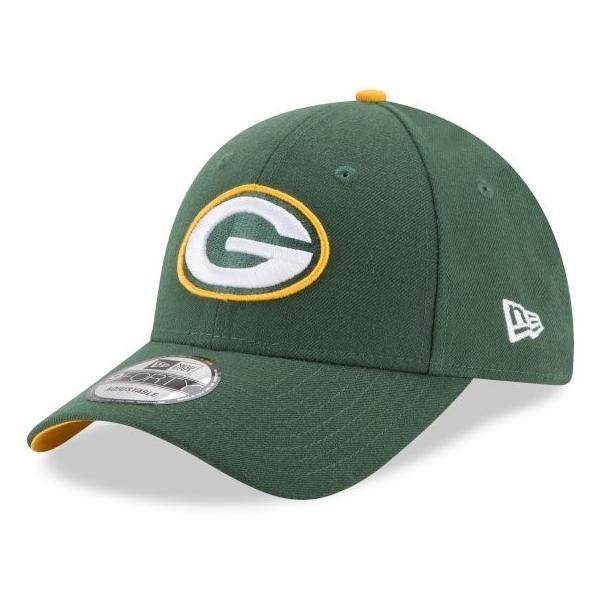 NEW ERA (ニューエラ) NFLキャップ (The League 9FORTY 940 NFL Cap) グリーンベイ・パッカーズ|g2sports