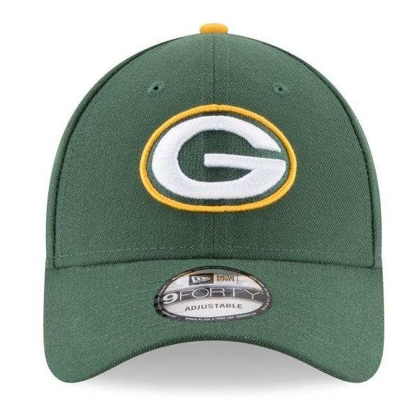 NEW ERA (ニューエラ) NFLキャップ (The League 9FORTY 940 NFL Cap) グリーンベイ・パッカーズ|g2sports|02