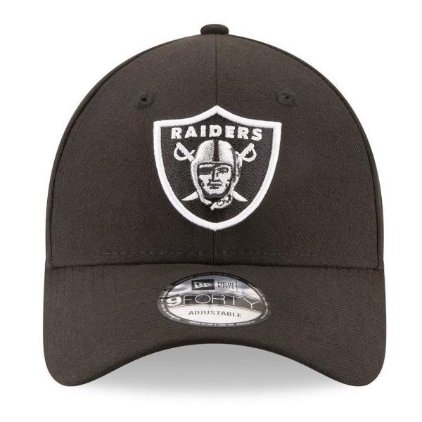 NEW ERA (ニューエラ) NFLキャップ (The League 9FORTY 940 NFL Cap) オークランド・レイダース|g2sports|02
