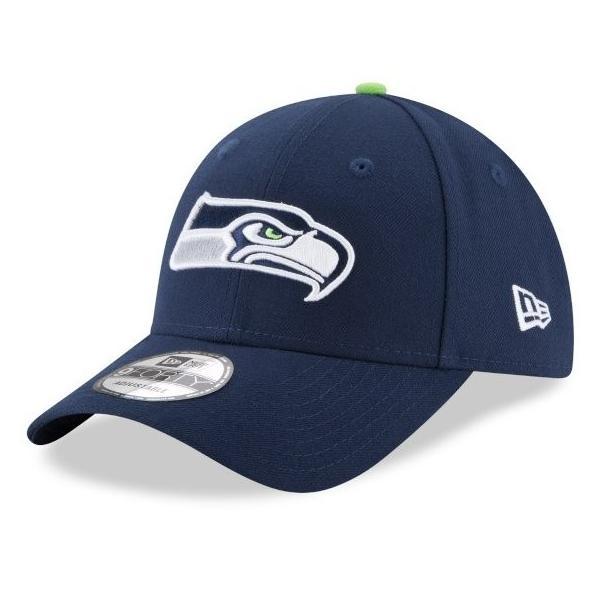 NEW ERA (ニューエラ) NFLキャップ (The League 9FORTY 940 NFL Cap) シアトル・シーホークス|g2sports