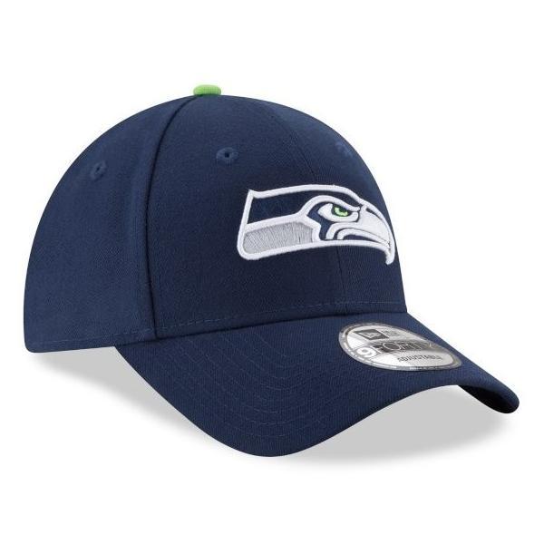 NEW ERA (ニューエラ) NFLキャップ (The League 9FORTY 940 NFL Cap) シアトル・シーホークス|g2sports|03