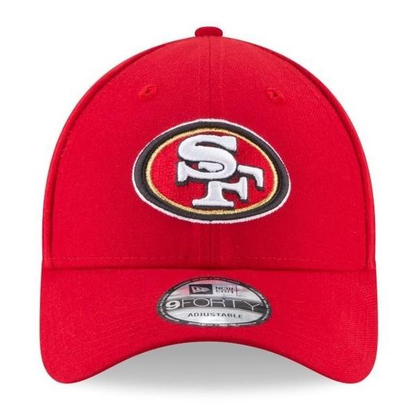 NEW ERA (ニューエラ) NFLキャップ (The League 9FORTY 940 NFL Cap) サンフランシスコ・49ers|g2sports|02