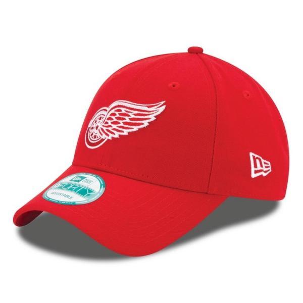 NEW ERA (ニューエラ) NHLキャップ (The League 9FORTY 940 NHL Cap) デトロイト・レッドウィングス g2sports