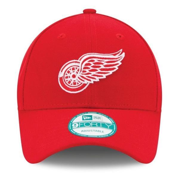 NEW ERA (ニューエラ) NHLキャップ (The League 9FORTY 940 NHL Cap) デトロイト・レッドウィングス g2sports 02