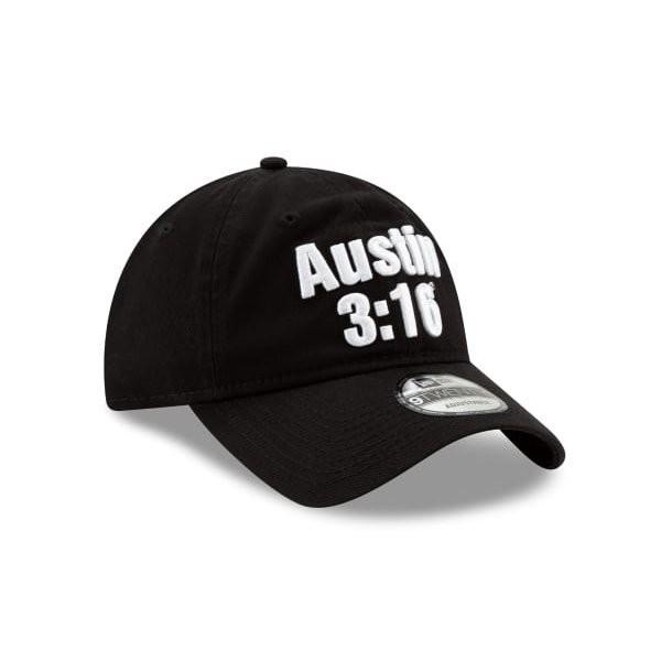 NEW ERA (ニューエラ) WWEアメリカンプロレスキャップ (9TWENTY 920 WWE CAP) ストーン・コールド・スティーブ・オースチン「3:16」|g2sports|03