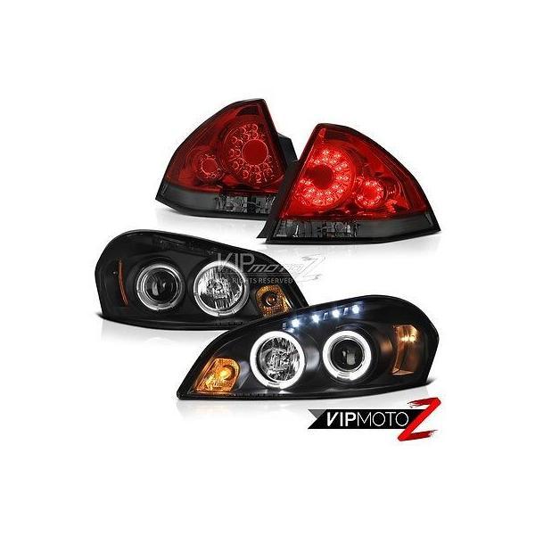 Chevrolet GM OEM 06-13 Impala-Headlight Head Light Headlamp 25958360