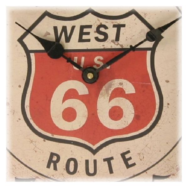 掛け時計 Rejection Cafe Clock Route 66 レジェクション カフェ クロック gacha-com 02