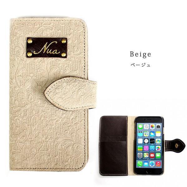 Nua ヌア iphone6s アイフォン 携帯 手帳型 スマホケース 手帳型 カバー 本革 4色展開|gacha-com|05