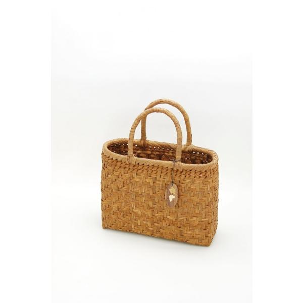 山ぶどう やまぶどう籠 山葡萄かごバッグ かごバック カゴ 籠 バッグ 削皮 小サイズ
