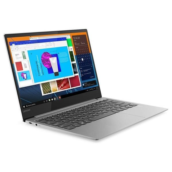 LENOVO 81J0004TJP ノートパソコン Yoga S730 プラチナ [13.3型 /intel Core i5 /SSD:256GB /メモリ:8GB /2018年11月モデル]の画像