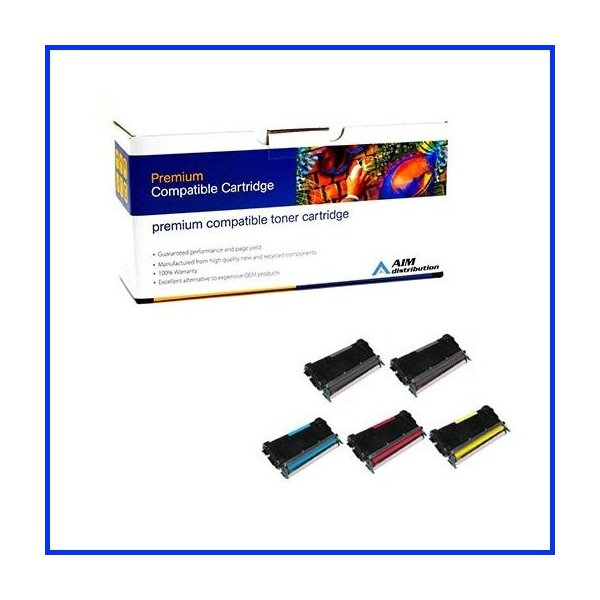 - Generic C//M//Y AIM Compatible Replacement for Dell 7130CDN Toner Cartridge Combo Pack 71303CL