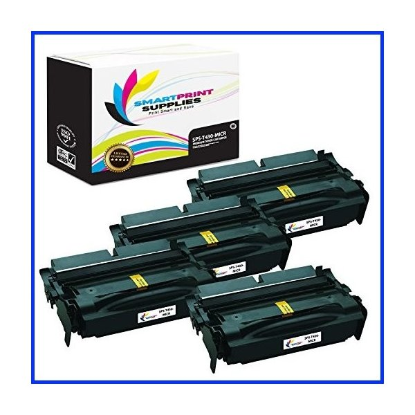 2.3K Pages Inksters Remanufactured Toner Cartridge Replacement for HP P2035 // P2055 MICR CE505A MICR Black - 2 Pack