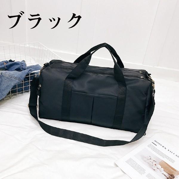 ボストン バッグ 旅行 カバン レディース トラベル 機内 持ち込み メンズ 折りたたみ 大容量 軽量 防水 おしゃれ 2way|gagebell|18