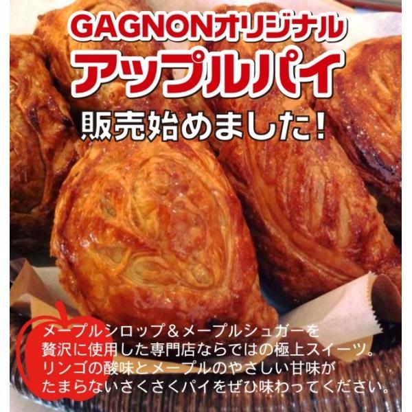 わけあり15%OFF!【GAGNON】メープルアップルパイ[4個入]★冷蔵便★|gagnon-maple