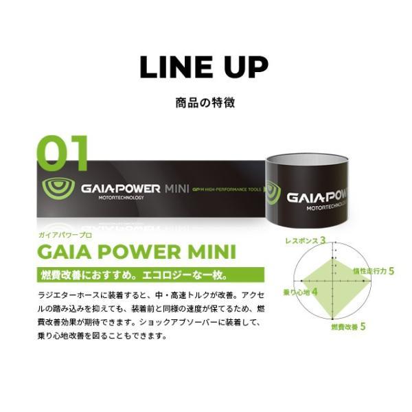 車のトルクアップ・燃費向上グッズ『ガイアパワー・ミニ(GAIAPOWER MINI)』 gaiapower 05